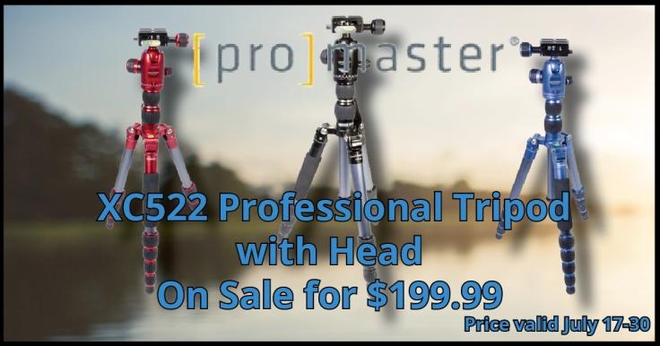 2017 06 12 ProMaster Professional XC522 Social Media FV