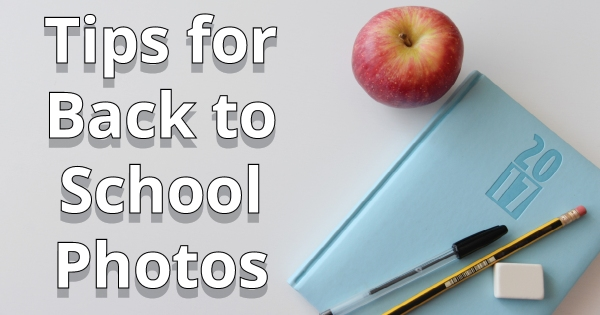 Tips for Back to School Logo