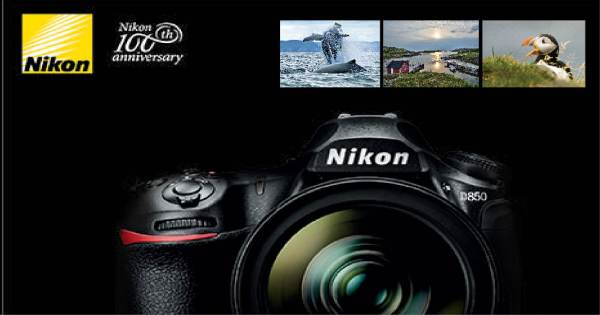 Nikon D850 Contest