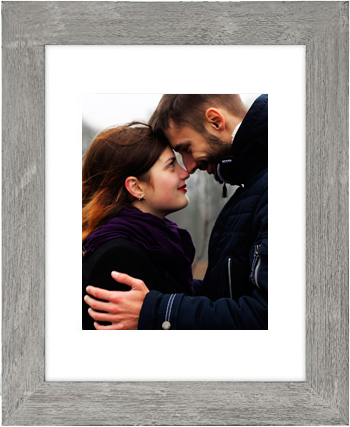 Framed Photo for Valentine's Day
