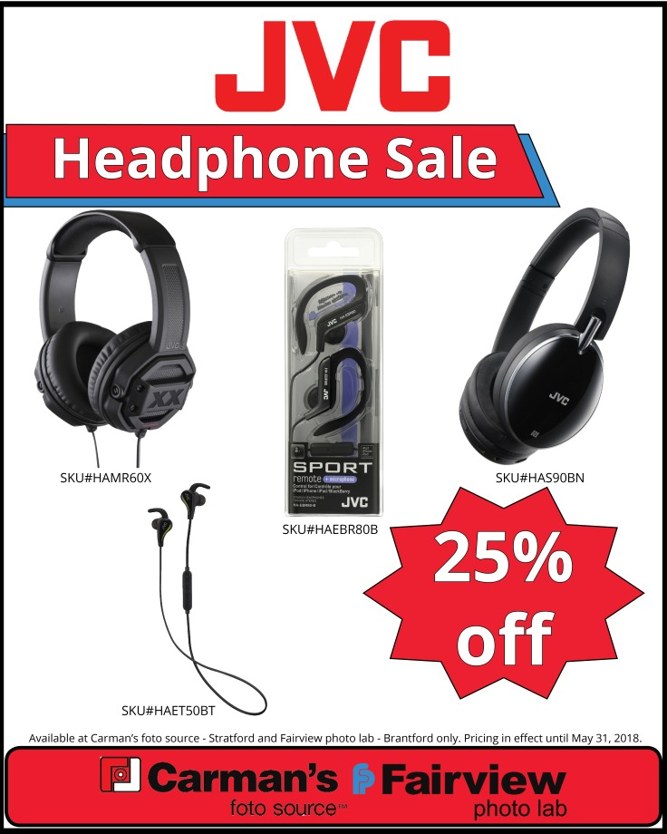2018 03 29 Headphone Sale Social Media Blog