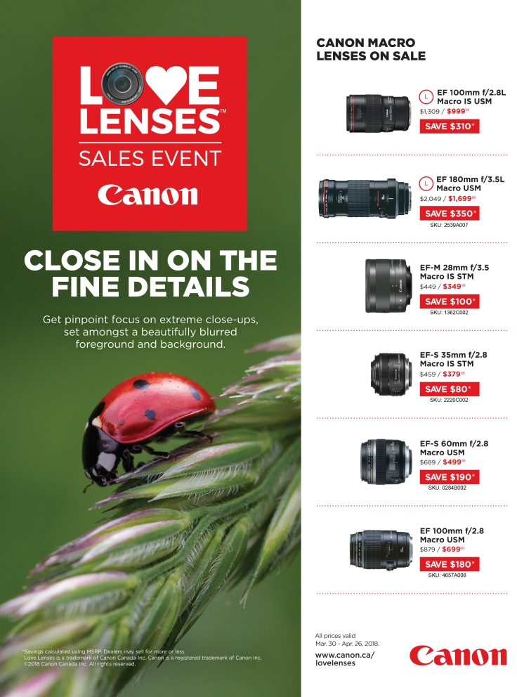 2018 03 30 Canon Love Lenses Blog
