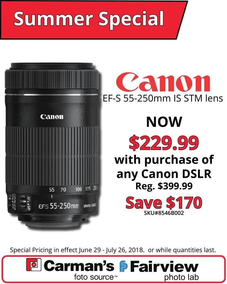 2018 06 25 Canon Summer Sale 2 Blog