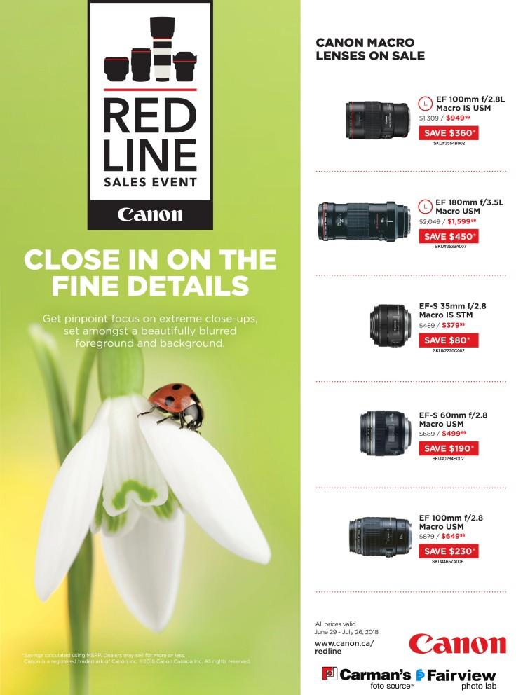 2018 06 26 Canon Redline Blog