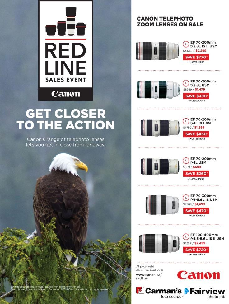 2018 07 24 Canon RedLine Long Lenses Blog